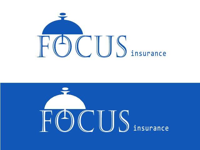 Inscrição nº 421 do Concurso para Logo Design for Focus Insurance