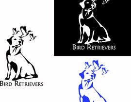 #34 for Dog trainer Logo, Bird Retrievers. by audiebontia