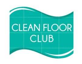 #56 for CLEAN FLOOR CLUB Logo Design by Jokey05