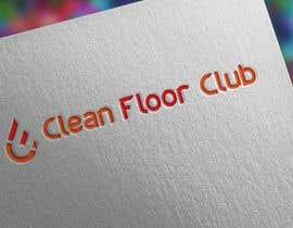 #51 for CLEAN FLOOR CLUB Logo Design by nuralam3