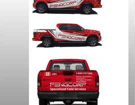 #33 for Vehicle Wrap for F150 by monstersox