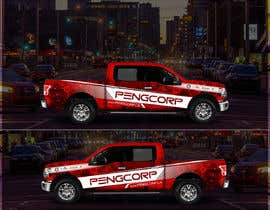 #38 for Vehicle Wrap for F150 by kmgp