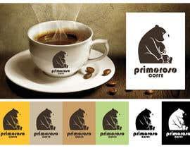 bambi90design tarafından Design a Logo for a Coffee Shop called PRIMOROSO için no 164