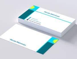 #272 cho design a business card bởi mvahid