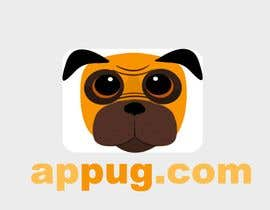 "#94 para ""Pug Face"" logo for new online messaging service por Quality101"