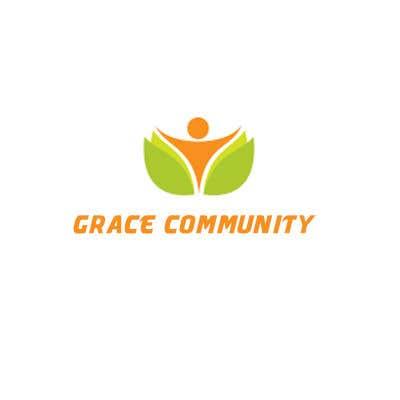 Penyertaan Peraduan #7 untuk Grace Community Logo Contest