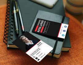 #107 for I need a business card by soniamou