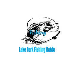 #24 for Logo for a fishing guide by Atikur120