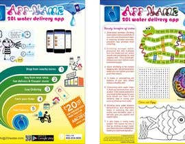 #14 cho Design Flyer for Water Delivery Mobile App A4 Size bởi mvraju2017