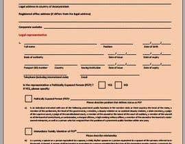 #8 for Create pdf customer forms by aishahmahadun