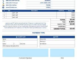#4 for Create pdf customer forms by HardWorker1989