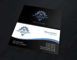 #891 cho Company Business Card Design Needed bởi mamun313