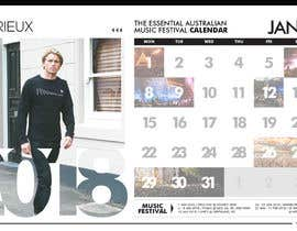 #21 for Design a Calendar for a clothing brand by richardwct