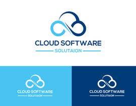 #390 untuk Logo for Cloud Software oleh raihan7071