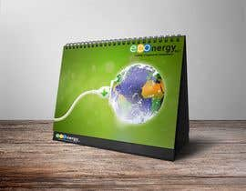 #4 for Quick Design of a 2018 Calendar Mockup. URGENT by Bshah7