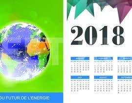 #6 for Quick Design of a 2018 Calendar Mockup. URGENT by Puneetk005