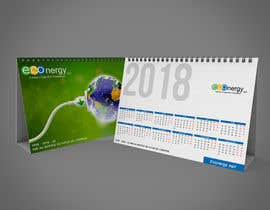 #8 for Quick Design of a 2018 Calendar Mockup. URGENT by Scarfacce