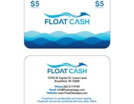 #23 for Design some rewards cash for a float business- EASY & CREATIVE by syazrinmaizan
