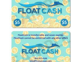 #21 for Design some rewards cash for a float business- EASY & CREATIVE by parulgupta549