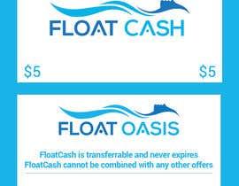 Mukul703 tarafından Design some rewards cash for a float business- EASY & CREATIVE için no 13
