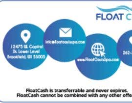 #11 for Design some rewards cash for a float business- EASY & CREATIVE by jazminereyes