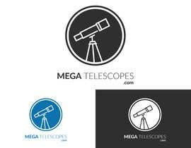 humayunjan97 tarafından Design a Logo for a Telescope Megastore! için no 3