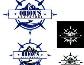 #132 for Design a Logo: ORION´S ADVENTURE by KiraSaky
