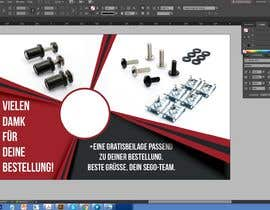 #10 cho Flyer (already designed) data transformation in Adobe InDesgin bởi ziauddin1973