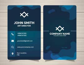 #158 for Bussiness Card by phpsabbir