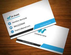 #159 for Bussiness Card by ronotory121851