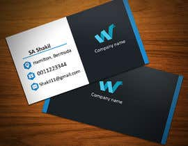 #160 for Bussiness Card by ronotory121851