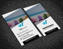 #163 for Bussiness Card by ronotory121851