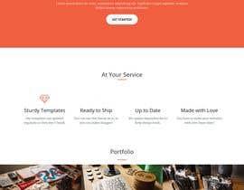 #41 for Design Landing Page for WEB DESIGN COMPANY by priya2108gupta
