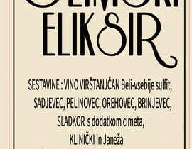 """#3 for Design label """"Olimski eliksir"""" by antostam"""