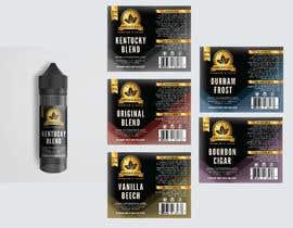 lounzep tarafından Label Design for E-liquid Brand için no 41