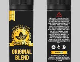 Lastpixel tarafından Label Design for E-liquid Brand için no 37
