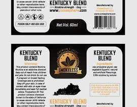 ghielzact tarafından Label Design for E-liquid Brand için no 61