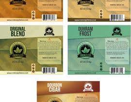 ArthurOcc tarafından Label Design for E-liquid Brand için no 8