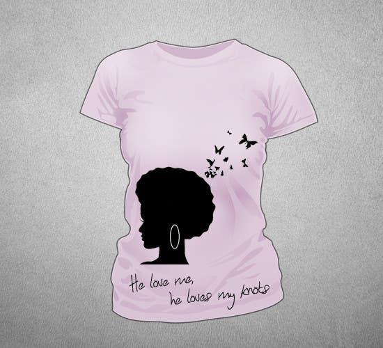 Inscrição nº                                         4                                      do Concurso para                                         T-shirt Design for Natural Beautees