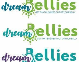 saramason1 tarafından Dreambellies Logo için no 84
