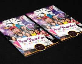 #14 cho Design a Flyer for a New Years Eve Sleep Over Party bởi majasdigital
