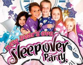 #11 cho Design a Flyer for a New Years Eve Sleep Over Party bởi georgemx