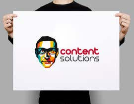 #707 untuk Help us to get a modern and funky face for our new content marketing agency oleh fourtunedesign