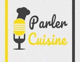 #84 for Concevoir un nouveau logo de podcast culinaire by aamimmed