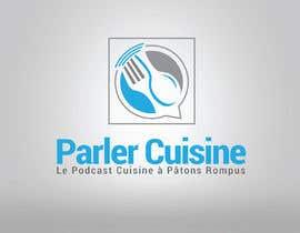 #94 for Concevoir un nouveau logo de podcast culinaire by moun06