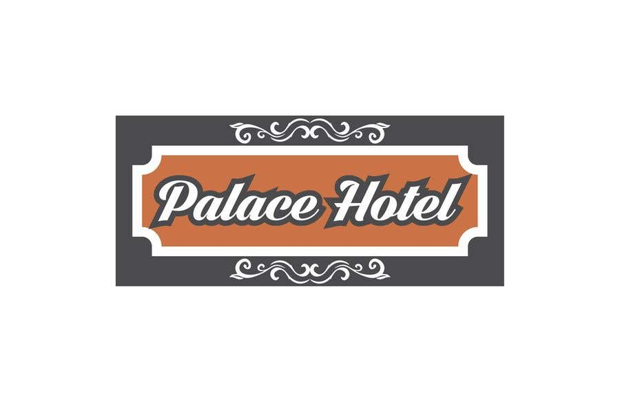 """Bài tham dự cuộc thi #19 cho We have a pub built in 1914 we need a logo done which is regal and suits that era...   """"Palace Hotel"""" is the name of the pub. It is a traditional country pub."""