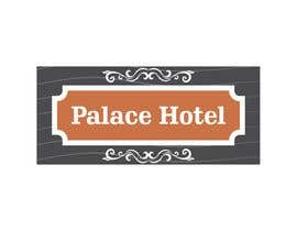 """#21 cho We have a pub built in 1914 we need a logo done which is regal and suits that era...   """"Palace Hotel"""" is the name of the pub. It is a traditional country pub. bởi imagencreativajp"""