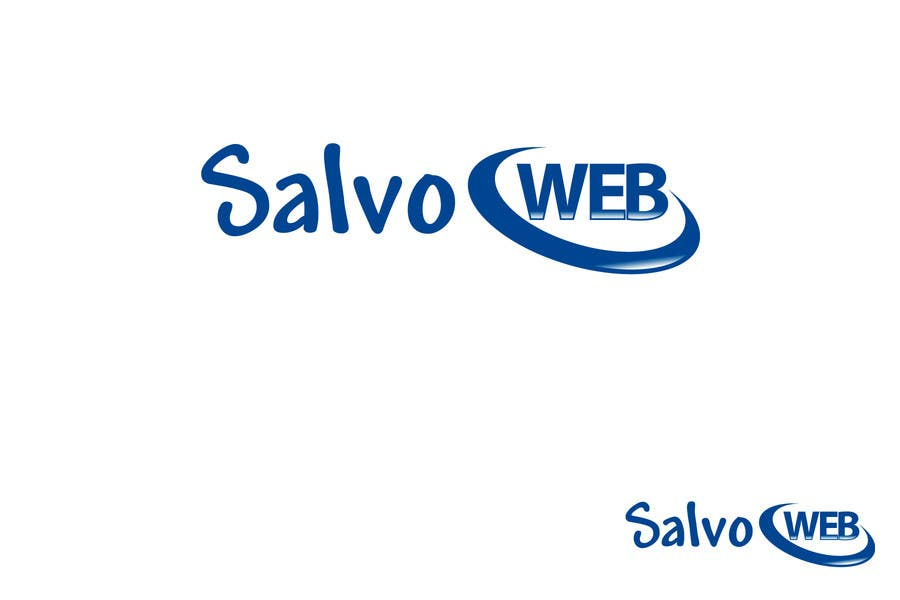 Bài tham dự cuộc thi #766 cho Logo Design for SalvoWEB