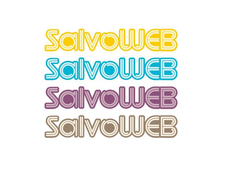 Bài tham dự cuộc thi #752 cho Logo Design for SalvoWEB