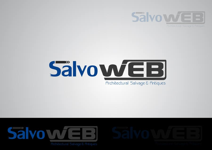 Contest Entry #637 for Logo Design for SalvoWEB